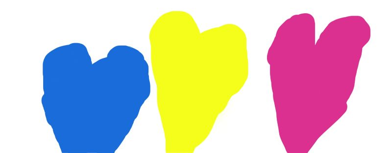 Here is a picture my daughter drew for her teacher on SeeSaw.
